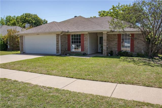 1007 Park Place Boulevard, Midlothian, TX 76065 (MLS #13822486) :: Keller Williams Realty