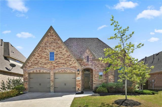 4461 Crossvine Drive, Prosper, TX 75078 (MLS #13822502) :: Frankie Arthur Real Estate