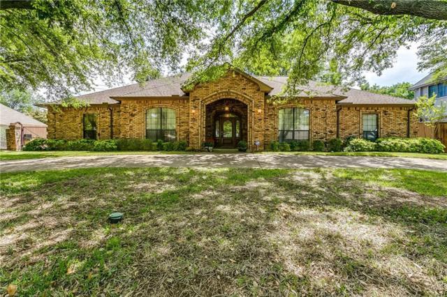 6505 Country Day Trail, Benbrook, TX 76132 (MLS #13822582) :: Team Hodnett