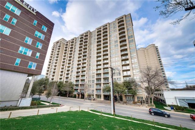 3225 Turtle Creek Boulevard #10, Dallas, TX 75219 (MLS #13822586) :: NewHomePrograms.com LLC