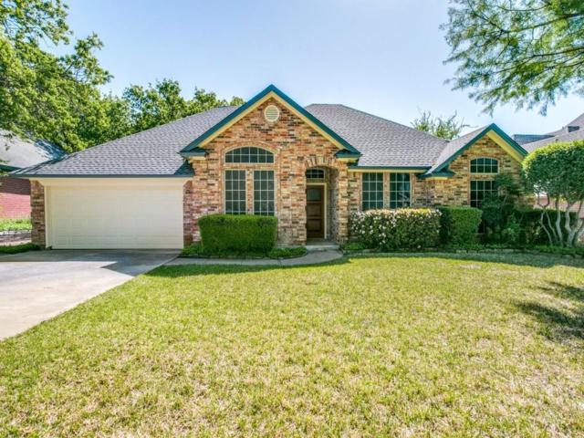 7228 Plumwood Drive, North Richland Hills, TX 76182 (MLS #13822594) :: Team Hodnett
