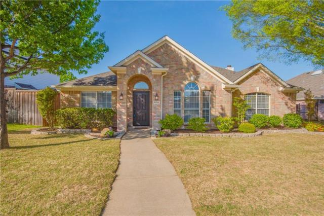 5216 Vineyard Lane, Mckinney, TX 75070 (MLS #13822658) :: Frankie Arthur Real Estate