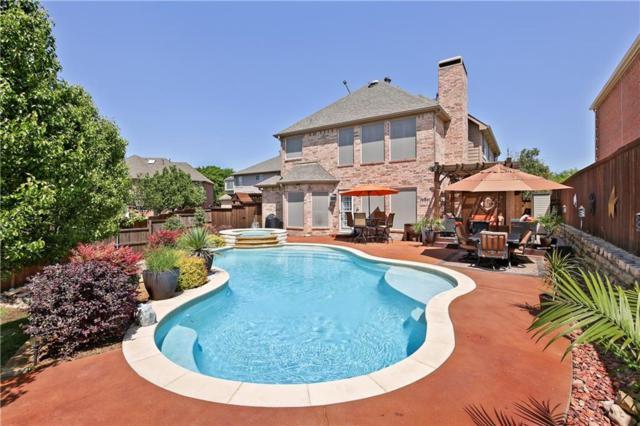 950 Crown Court, Highland Village, TX 75077 (MLS #13822661) :: North Texas Team | RE/MAX Advantage