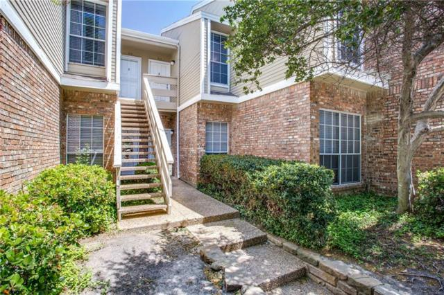 3550 Country Square Drive #212, Carrollton, TX 75006 (MLS #13822789) :: Kindle Realty