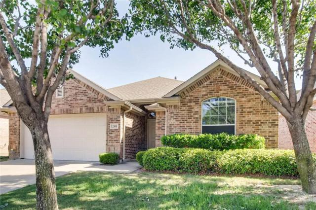 208 Park Meadows Drive, Euless, TX 76039 (MLS #13822945) :: The Chad Smith Team