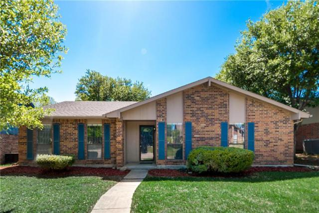 9 Melroy Circle, The Colony, TX 75056 (MLS #13822951) :: The Cheney Group