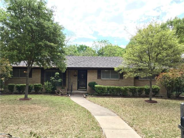 2100 Rigsbee Drive, Plano, TX 75074 (MLS #13822997) :: Keller Williams Realty