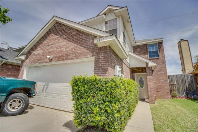1371 Mimosa Lane, Lewisville, TX 75077 (MLS #13823066) :: Team Tiller
