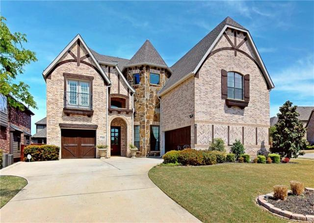 9100 Stacee Lane, Lantana, TX 76226 (MLS #13823093) :: Cassandra & Co.
