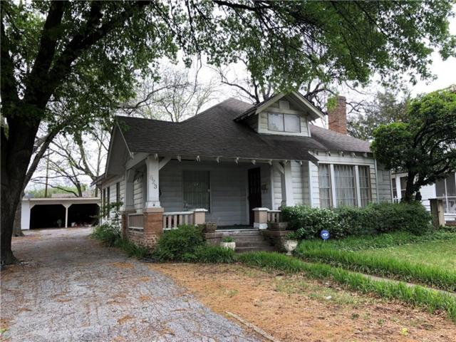 623 N Winnetka Avenue, Dallas, TX 75208 (MLS #13823110) :: Frankie Arthur Real Estate