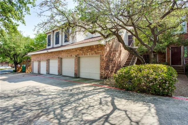 5619 Preston Oaks Road #305, Dallas, TX 75254 (MLS #13823215) :: Frankie Arthur Real Estate
