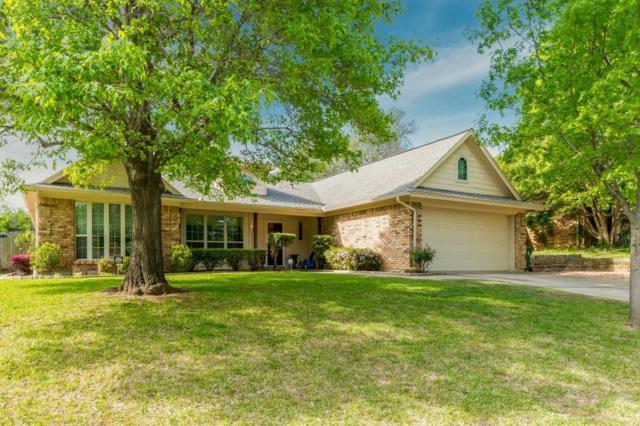 213 Springhill Drive, Hurst, TX 76054 (MLS #13823257) :: The Chad Smith Team