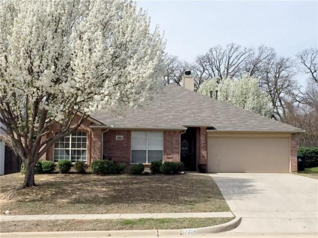 7204 Chaucer Drive, Denton, TX 76210 (MLS #13823317) :: North Texas Team | RE/MAX Advantage