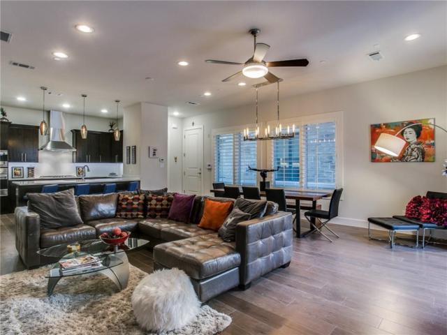 2811 Hood Street M, Dallas, TX 75219 (MLS #13823344) :: Magnolia Realty