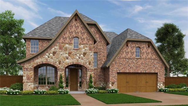 15413 Calvert Drive, Frisco, TX 75035 (MLS #13823349) :: Frankie Arthur Real Estate