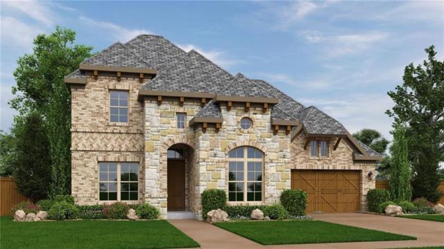 15511 Carnoustie Lane, Frisco, TX 75035 (MLS #13823387) :: Team Hodnett