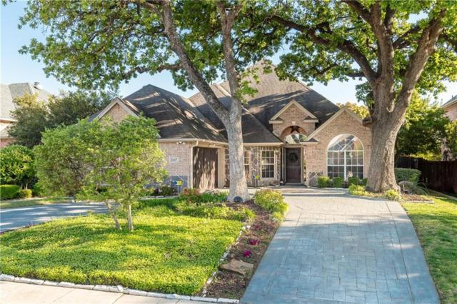 2617 Juniper Lane, Grapevine, TX 76051 (MLS #13823409) :: Team Tiller