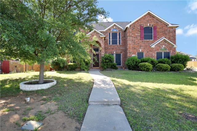 802 Dover Heights Trail, Mansfield, TX 76063 (MLS #13823413) :: Keller Williams Realty