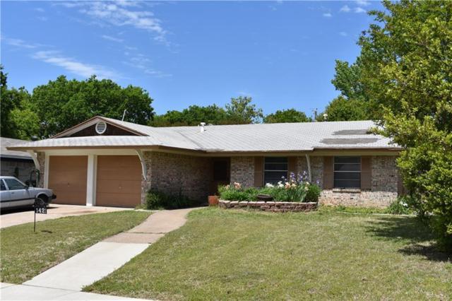 1421 Meadowcrest Drive, Plano, TX 75075 (MLS #13823419) :: The Rhodes Team