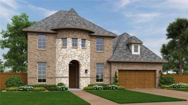15487 Carnoustie Lane, Frisco, TX 75035 (MLS #13823422) :: Team Hodnett
