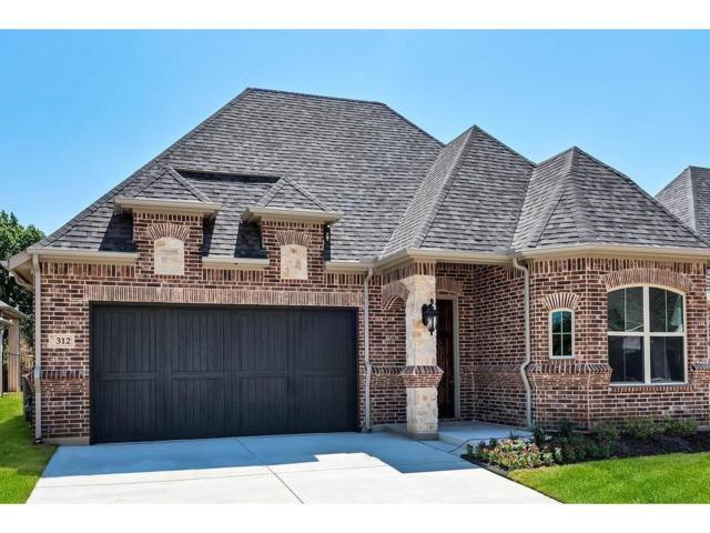 301 Arrowhead Pass, Keller, TX 76248 (MLS #13823448) :: Keller Williams Realty