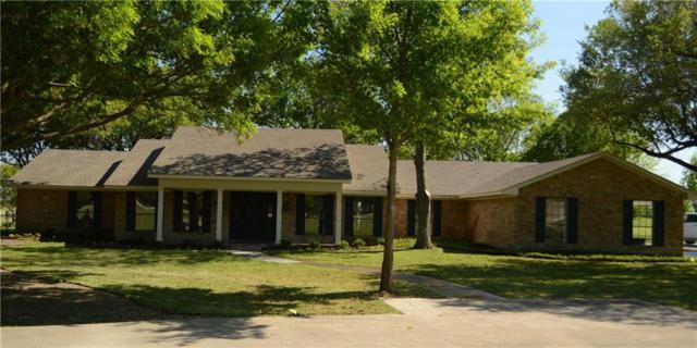 3101 Country Club Road, Ennis, TX 75119 (MLS #13823477) :: Century 21 Judge Fite Company