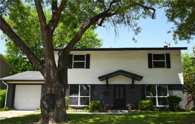 3715 Byrd Drive, Mesquite, TX 75150 (MLS #13823492) :: Team Hodnett