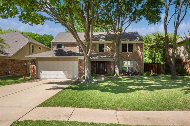 1412 Mimosa Court, Flower Mound, TX 75028 (MLS #13823503) :: North Texas Team | RE/MAX Advantage