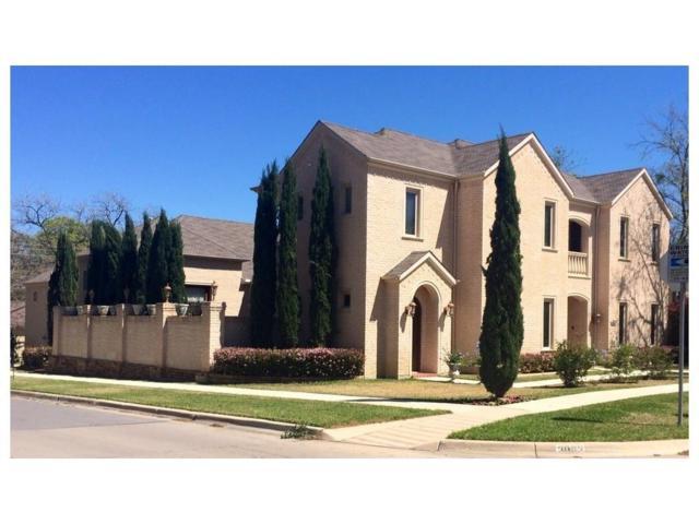 3932 Bunting Avenue, Fort Worth, TX 76107 (MLS #13823586) :: Team Hodnett