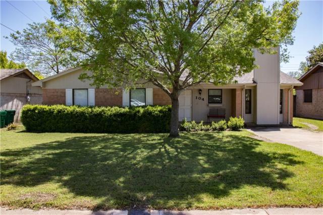 104 Capricorn Drive, Cedar Hill, TX 75104 (MLS #13823668) :: Kimberly Davis & Associates