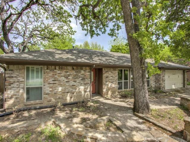 2009 Tanglewood Drive, Grapevine, TX 76051 (MLS #13823669) :: The Rhodes Team