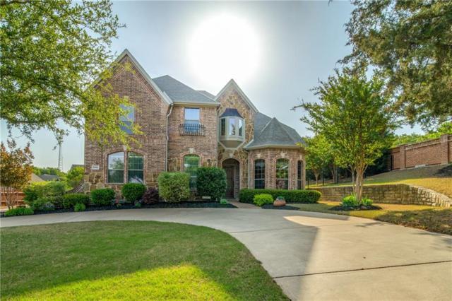 1301 Woodborough Lane, Keller, TX 76248 (MLS #13823675) :: Keller Williams Realty