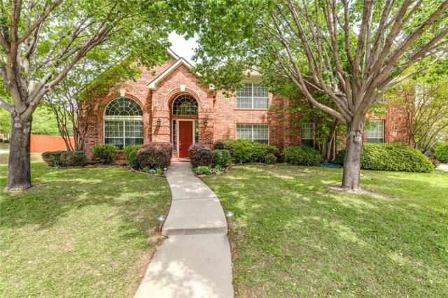3412 Wickersham Drive, Flower Mound, TX 75022 (MLS #13823676) :: Keller Williams Realty