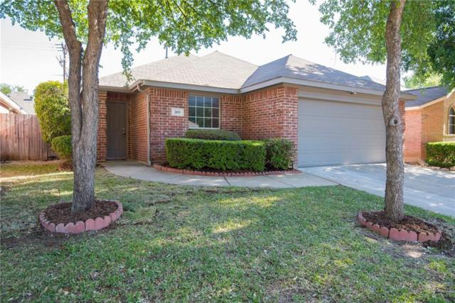 509 Horse Shoe Drive, Euless, TX 76039 (MLS #13823693) :: The Chad Smith Team