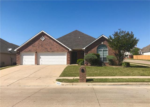 5479 Lawnsberry Drive, Fort Worth, TX 76137 (MLS #13823734) :: Keller Williams Realty