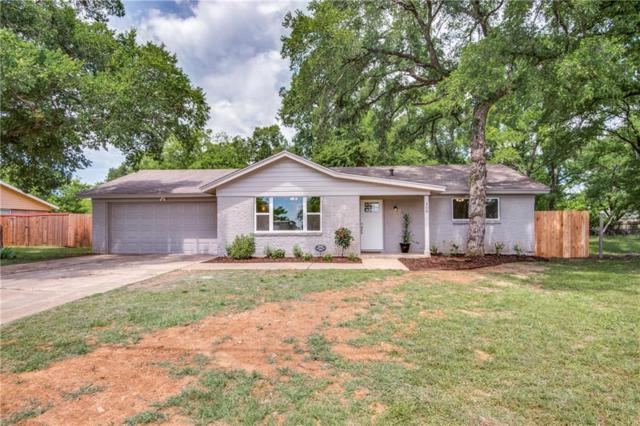 408 S Pipeline Road W, Euless, TX 76040 (MLS #13823828) :: The Chad Smith Team