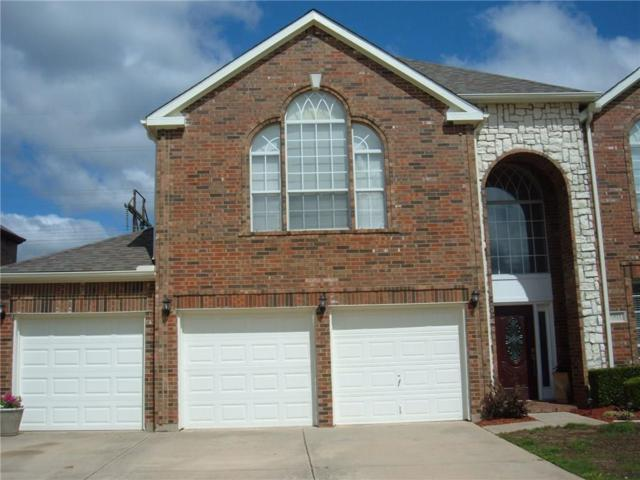 1511 Pine Hills Lane, Corinth, TX 76210 (MLS #13823850) :: Team Tiller