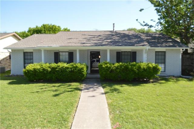 5036 Stanley Drive, The Colony, TX 75056 (MLS #13823859) :: The Cheney Group
