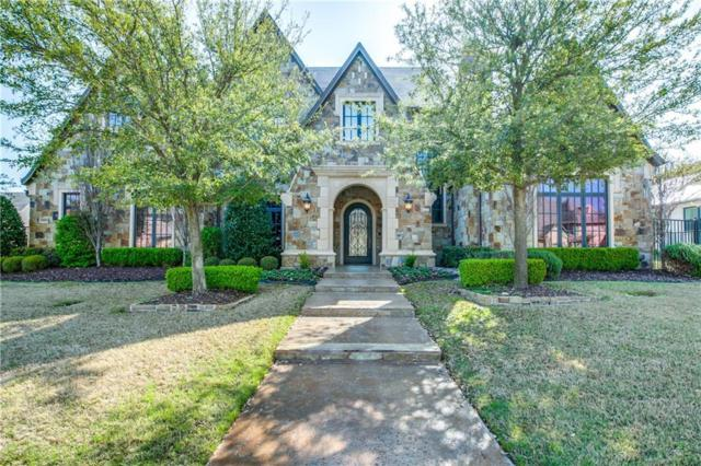 1009 Whittington Place, Southlake, TX 76092 (MLS #13823861) :: Keller Williams Realty