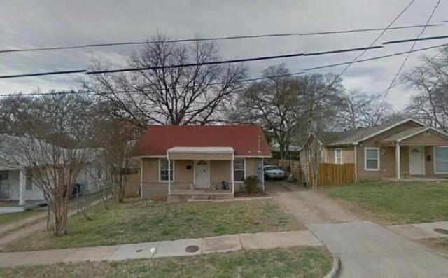 2211 Arroyo Avenue, Dallas, TX 75219 (MLS #13823922) :: Team Hodnett