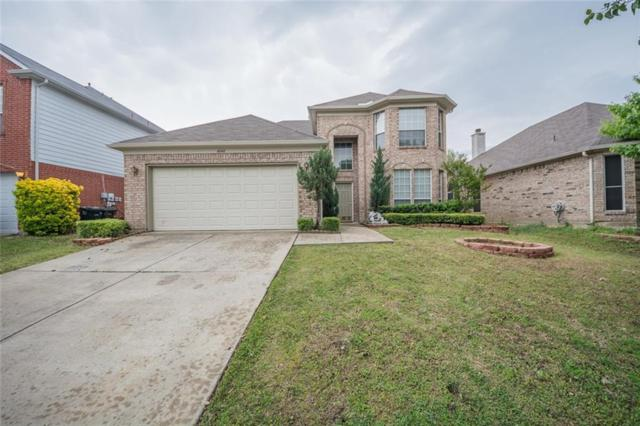 4644 Parkview Lane, Fort Worth, TX 76137 (MLS #13823934) :: The Rhodes Team