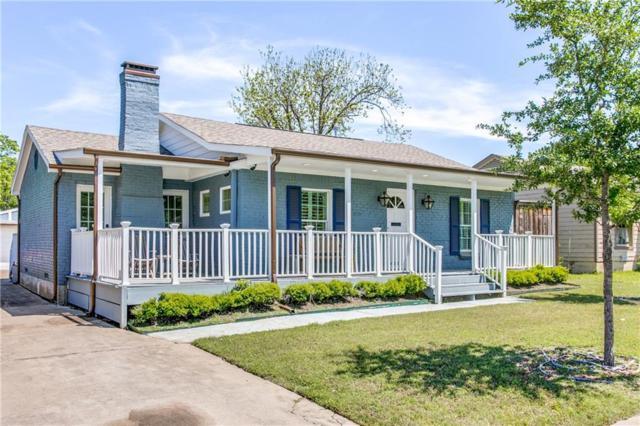 4443 Newmore, Dallas, TX 75209 (MLS #13823951) :: Team Hodnett