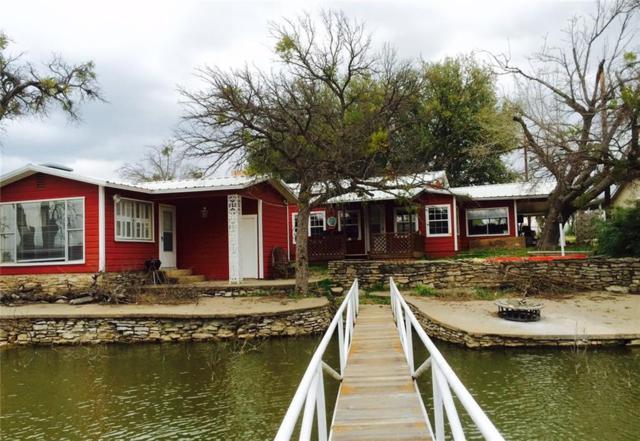 1515 Mcadams Road, Possum Kingdom Lake, TX 76449 (MLS #13823969) :: Magnolia Realty