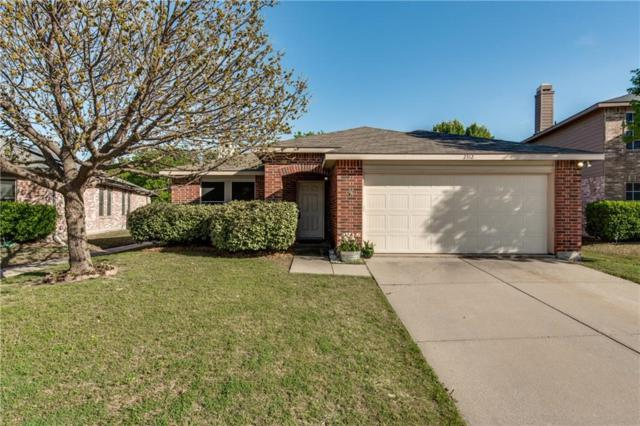 2512 Red Oak Drive, Little Elm, TX 75068 (MLS #13824181) :: Team Tiller