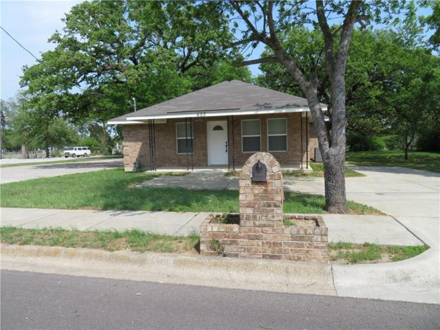 603 Lakey Street, Denton, TX 76205 (MLS #13824235) :: North Texas Team | RE/MAX Advantage