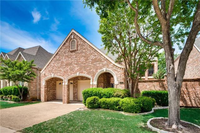 2717 Prestonwood Drive, Plano, TX 75093 (MLS #13824342) :: Team Tiller