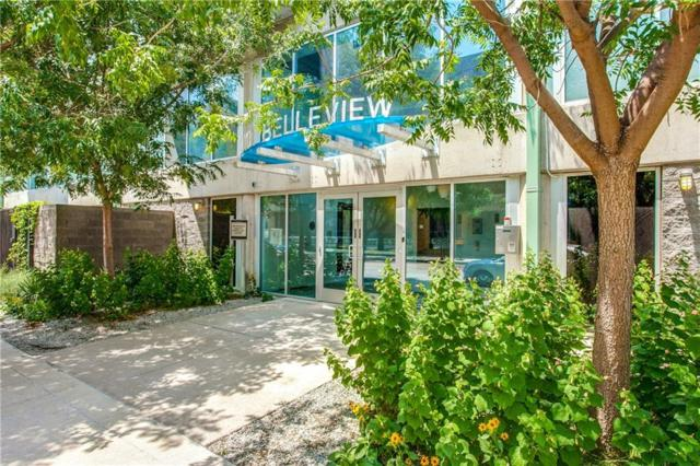 1001 Belleview Street #804, Dallas, TX 75215 (MLS #13824353) :: Kindle Realty