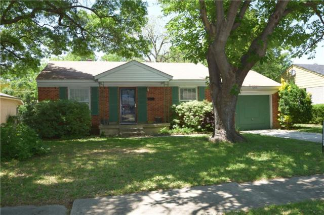 10415 Cayuga Drive, Dallas, TX 75228 (MLS #13824434) :: The Chad Smith Team