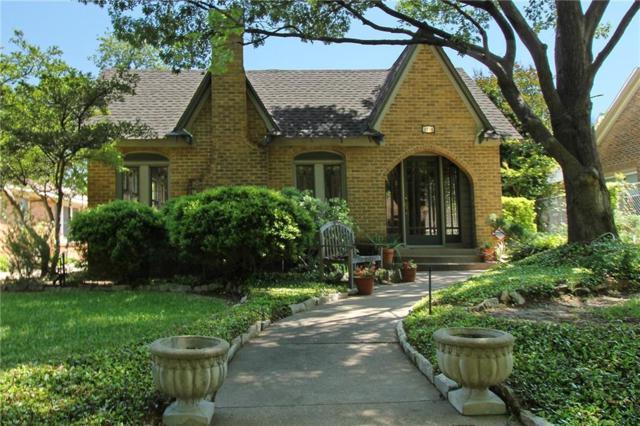 1426 Hollywood Avenue, Dallas, TX 75208 (MLS #13824490) :: Magnolia Realty