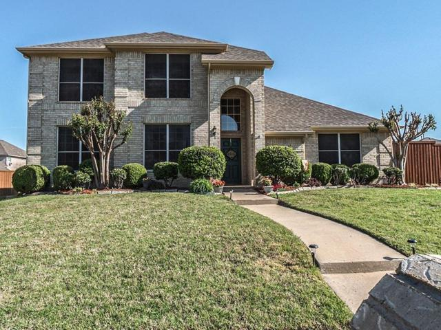1417 Brenda Lane, Allen, TX 75002 (MLS #13824514) :: The Cheney Group